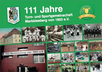 Festschrift 111 Jahre TSG